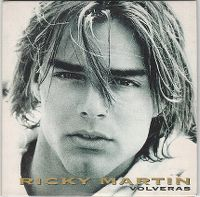 Cover Ricky Martin - Volverás