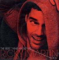 Cover Ricky Martin feat. Joss Stone - The Best Thing About Me Is You