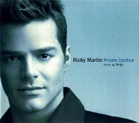 Cover Ricky Martin feat. Meja - Private Emotion