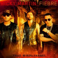 Cover Ricky Martin feat. Wisin & Yandel - Fiebre