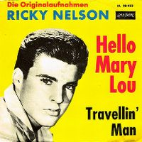Cover Ricky Nelson - Hello Mary Lou