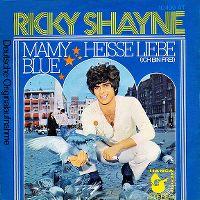 Cover Ricky Shayne - Mamy Blue