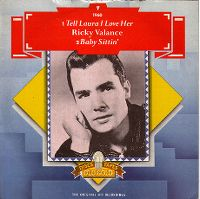 Cover Ricky Valance - Tell Laura I Love Her