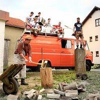 Cover Riegler Hias feat. D'Hundskrippln - Gloana Bauer