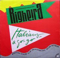 Cover Righeira - Italians A Go-Go