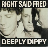 Cover Right Said Fred - Deeply Dippy