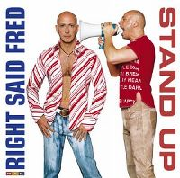 Cover Right Said Fred - Stand Up (For The Champions)