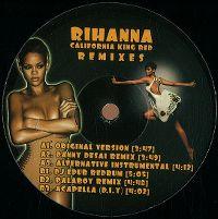 Cover Rihanna - California King Bed