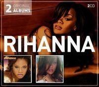 Cover Rihanna - Music Of The Sun + A Girl Like Me