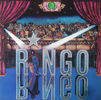 Cover Ringo Starr - Ringo