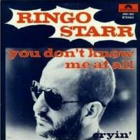 Cover Ringo Starr - You Don't Know Me At All