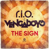 Cover R.I.O. & Vengaboys - The Sign
