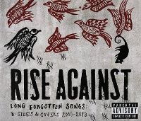 Cover Rise Against - Long Forgotten Songs: B-Sides & Covers 2000-2013
