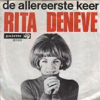 Cover Rita Deneve - De allereerste keer