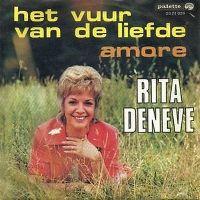 Cover Rita Deneve - Het vuur van de liefde
