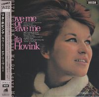 Cover Rita Hovink - Love Me Or Leave Me