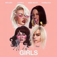 Cover Rita Ora / Cardi B / Bebe Rexha / Charli XCX - Girls
