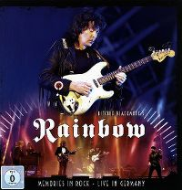 Cover Ritchie Blackmore's Rainbow - Memories In Rock - Live In Germany