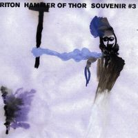 Cover Riton - Hammer Of Thor
