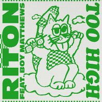 Cover Riton feat. Boy Matthews - Too High