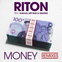 Cover Riton feat. Kah-Lo, Mr Eazi & Davido - Money