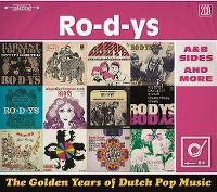 Cover RO-D-YS - The Golden Years Of Dutch Pop Music