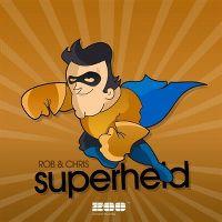 Cover Rob & Chris - Superheld