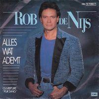Cover Rob de Nijs - Alles wat ademt