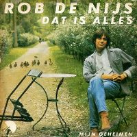 Cover Rob de Nijs - Dat is alles