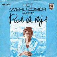 Cover Rob de Nijs - Het werd zomer