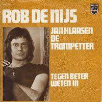 Cover Rob de Nijs - Jan Klaasen de trompetter