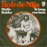 Cover Rob de Nijs - Malle Babbe