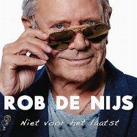 Cover Rob de Nijs - Niet voor het laatst