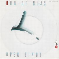 Cover Rob de Nijs - Open einde