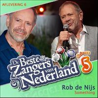 Cover Rob de Nijs - Something