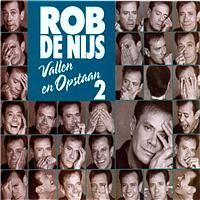 Cover Rob de Nijs - Vallen en opstaan 2