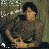 Cover Rob de Nijs - Zondag