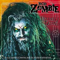 Cover Rob Zombie - Hellbilly Deluxe