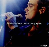Cover Robbie Williams - Advertising Space