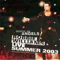 Cover Robbie Williams - Angels (Live)