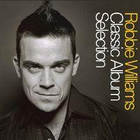 Cover Robbie Williams - Classic Album Selection