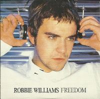 Cover Robbie Williams - Freedom
