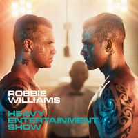 Cover Robbie Williams - Heavy Entertainment Show