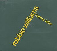 Cover Robbie Williams - Karma Killer