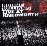 Cover Robbie Williams - Live Summer 2003