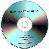 Cover Robbie Williams - Never Touch That Switch