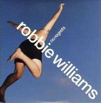 Cover Robbie Williams - No Regrets