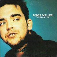 Cover Robbie Williams - Old Before I Die