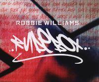 Cover Robbie Williams - Rudebox