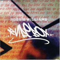 Cover Robbie Williams - Rudebox